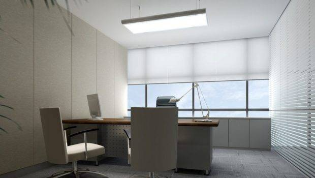 Manager Minimalist Office Interior
