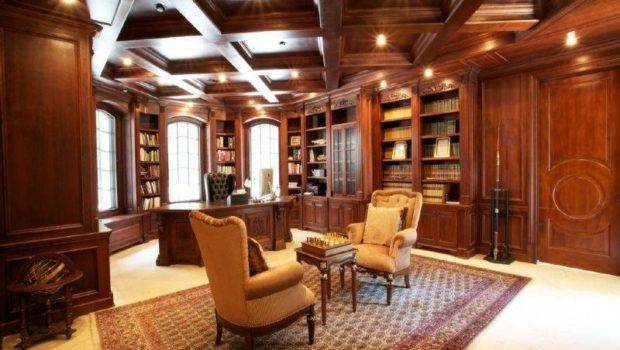 Mansion Pool Living Room Business Insider