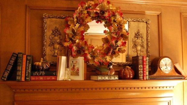 Mantel Decorating Ideas Sparkling Beautiful