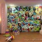 Marvel Boy Room Wallpapersafari