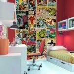Marvel Comics Avengers Wall Murals Cor