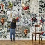 Marvel Comics Walls Mural Kids