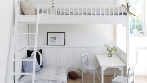 Marvelous Space Saving Loft Bed Designs Which Ideal