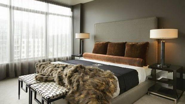 Masculine Master Bedroom Furniture Sets Flat Couleurs Mat