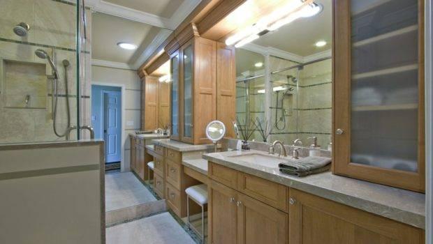 Master Bathroom Beautiful Remodel