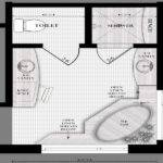 Master Bathroom Layouts Placement Ideas