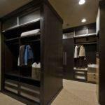 Master Closet Interior Design Bedroom