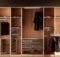 Material Modern Bedroom Built Wardrobe Stylish Design Ideas