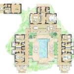 Mcm Design Island House Plan