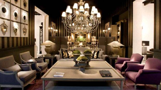 Mediterranean Furniture Style Interiors Interior