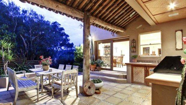 Mediterranean Home Architecture Interior Design