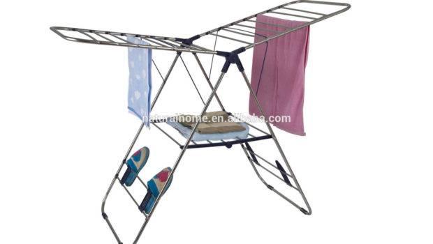 Metal Clothes Dryer Wire Coat Hanger Hook Kthd