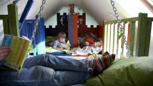 Mezzanine Bedroom Design Ideas