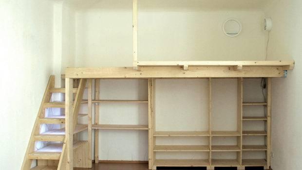 Mezzanine Bedroom Pinterest Bed Lcd Television Lit