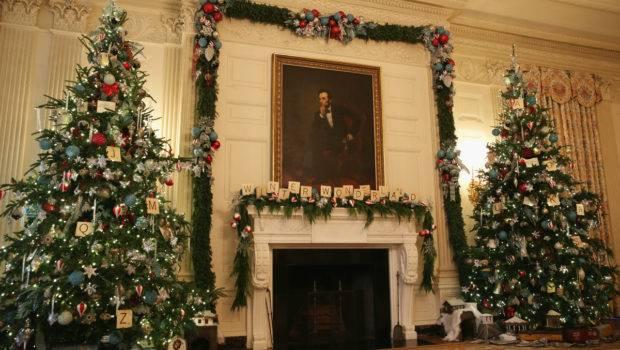 Michelle Obama Showcases White House Holiday