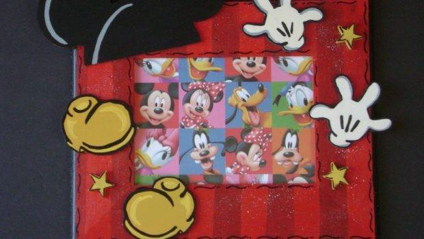 Mickey Mouse Birthday Disney Vacation Cutelittlethings