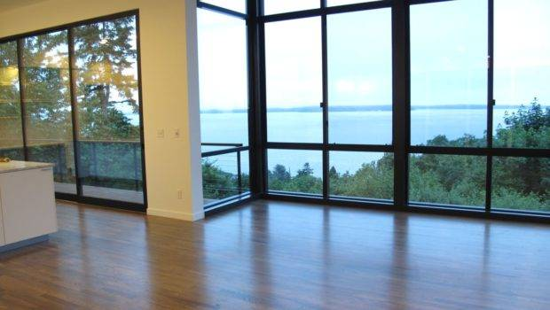 Mid Century Modern Home Hardwood Floor Installation Refinishing