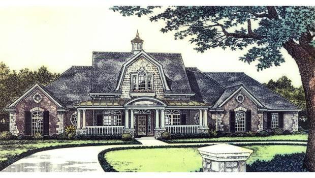 Millefiori Luxury Farmhouse Plan House Plans