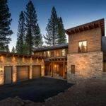 Million Newly Built Wood Stone Home Truckee