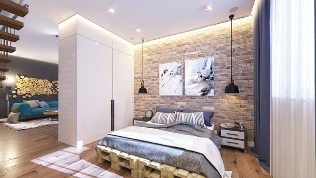 Mind Blowing Loft Style Bedroom Designs Home Design Lover