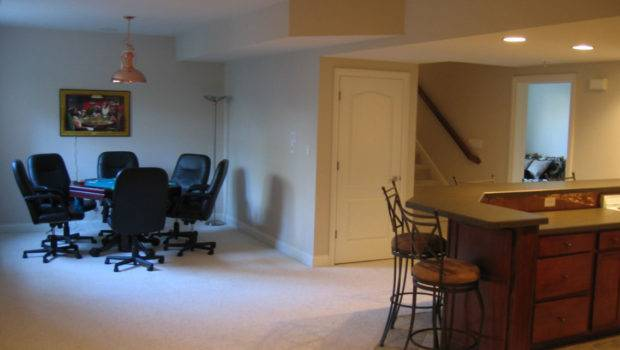 Mini Bar Meeting Room Basement Small Spaces Design Decosee
