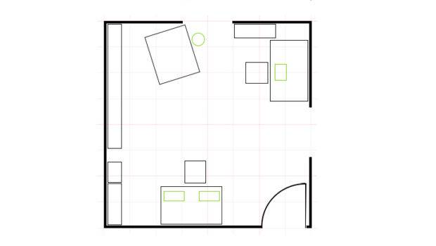Mini Makeover Make Your Own Floorplan Via Style Happy Home