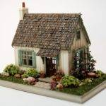 Miniature Miniatures Nell Corkin House Sale