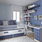 Minimalist Bedroom Design Small Rooms