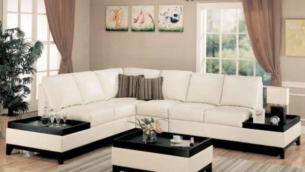 Minimalist Interior Design Styles Shaped Sofa