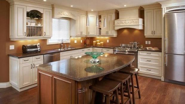 Minimalist Kitchen Design Concept Luxury Country
