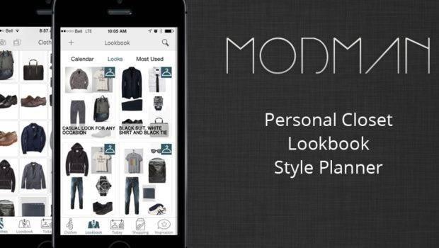 Mod Man Style Closet Organizer App Menmod