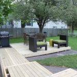 Modern Backyard Makeovers Ideas