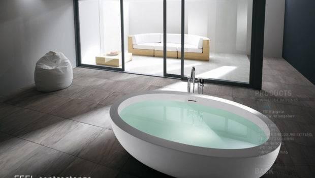 Modern Bath Tub Designs