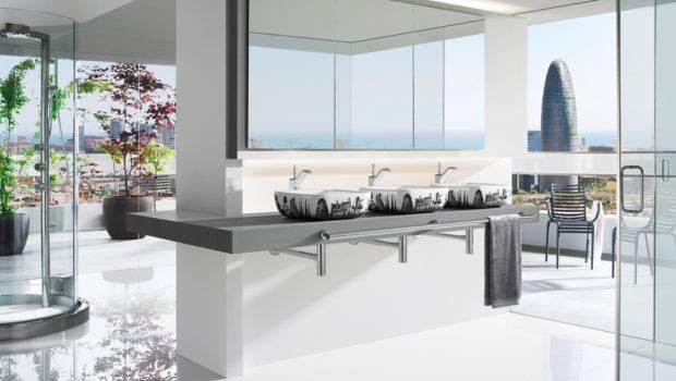 Modern Bathroom Design Vanities Interior