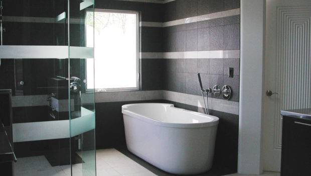 Modern Bathroom Floor Tile Furniture