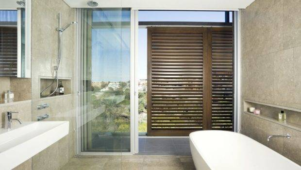 Modern Bathroom Interior Design Clovelly House Zeospot
