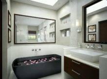 Modern Bathrooms Cabinets Designs Interior Design