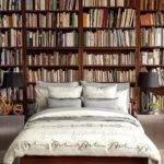 Modern Bedroom Interior Arrangement Sleep Area
