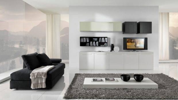 Modern Black White Furniture Living Room Giessegi