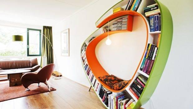 Modern Bookcase Designs