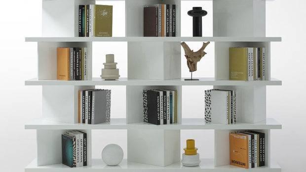 Modern Bookcase Furniture Tech Models