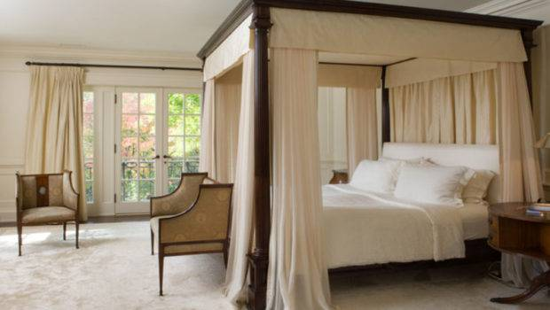 Modern Canopy Bed Curtains Collect Idea Beds