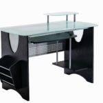 Modern Computer Desk Elegant Wooden Design Cheap