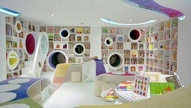 Modern Contemporary Kids Play Room Study Design Creative