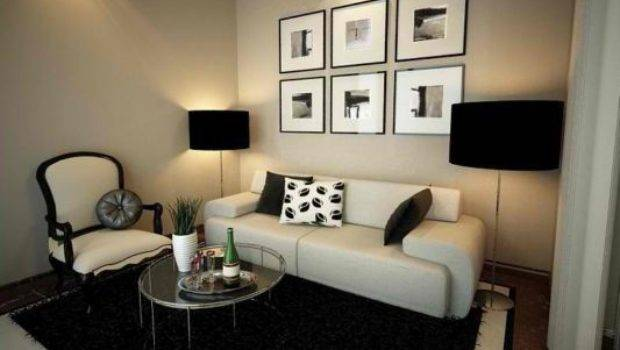 Modern Decor Small Spaces