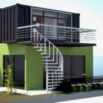 Modern Design Container Home Eco House Multi Level