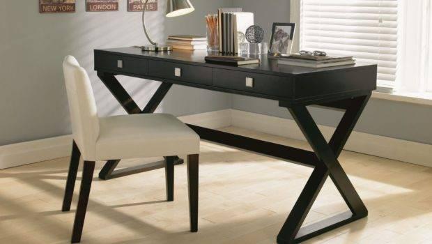 Modern Desks Small Places Simple Elegant