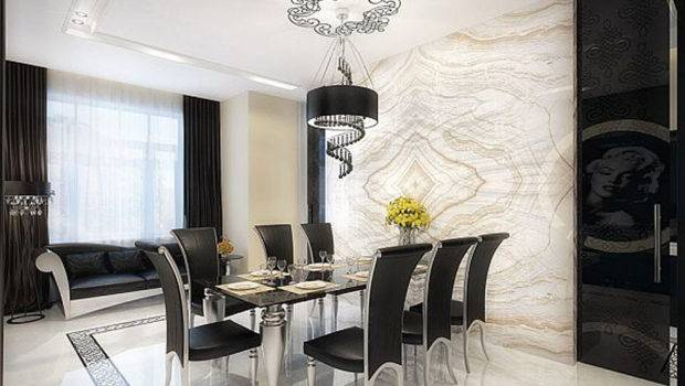 Modern Dining Room Design Geometrix Interior Architecture