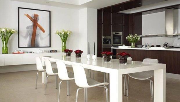 Modern Dining Room Ideas Furniture