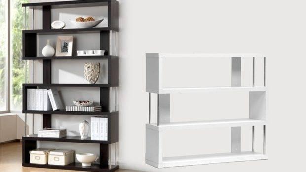 Modern Display Storage Shelves Groupon Goods